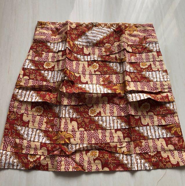 Rok Batik Keris
