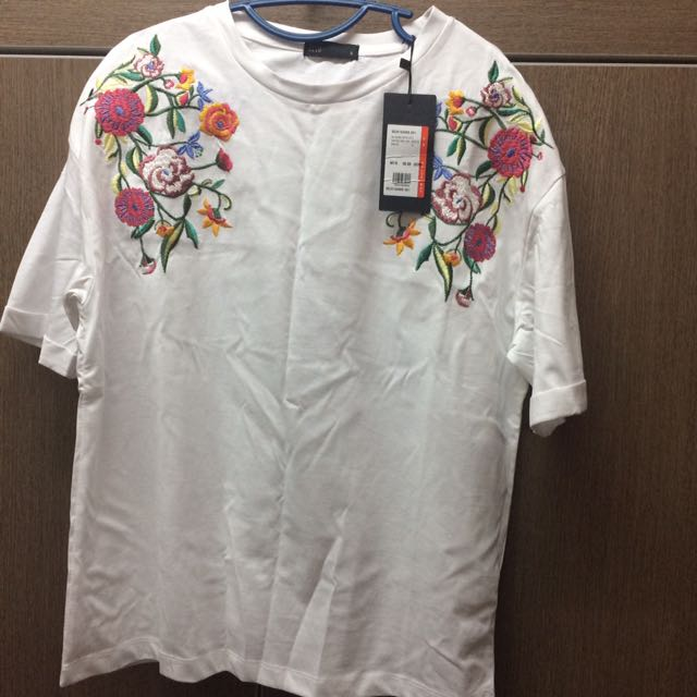 Seed ladies white top blouse