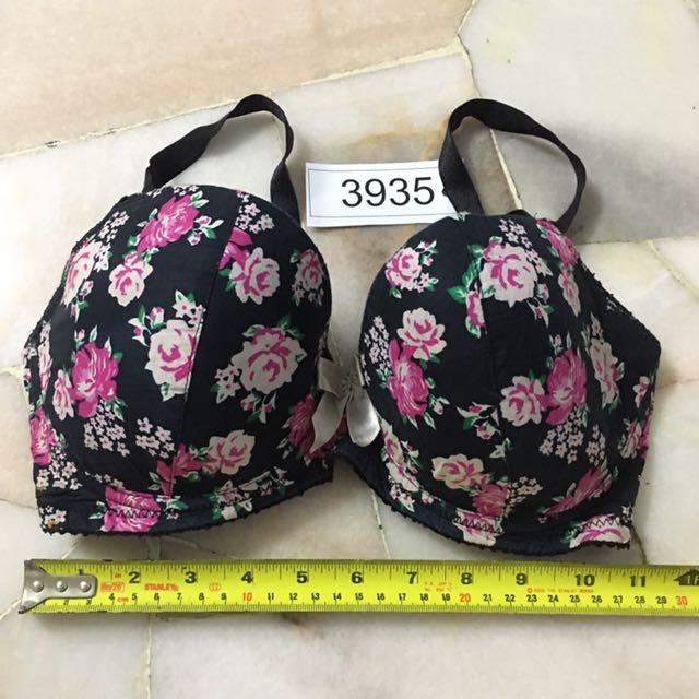 Short stores bra padded size 10DD no 3935