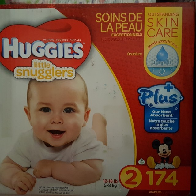 Size 2 New diapers