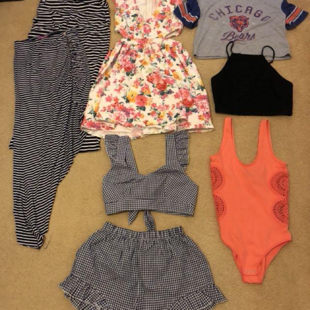 Size 6 Clothing bundle!