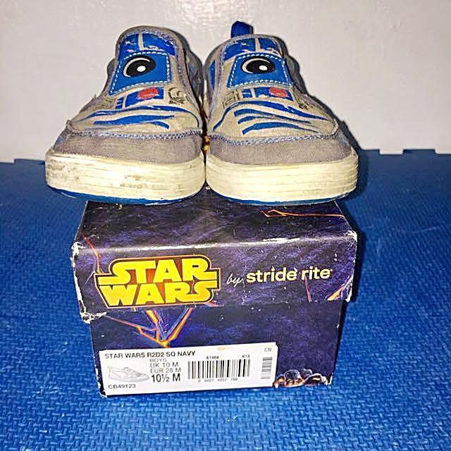 Star Wars R2D2 Slip ons