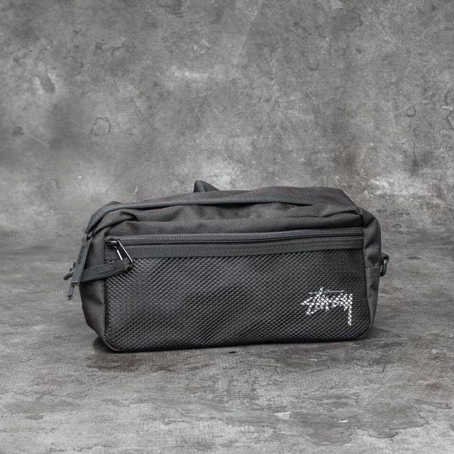 2364e056 Stussy Stock Side Bag (in Black & Camo), Men's Fashion, Men's Bags &  Wallets on Carousell