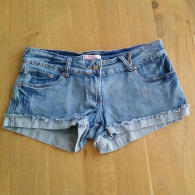 Suprè jeans shorts - size small