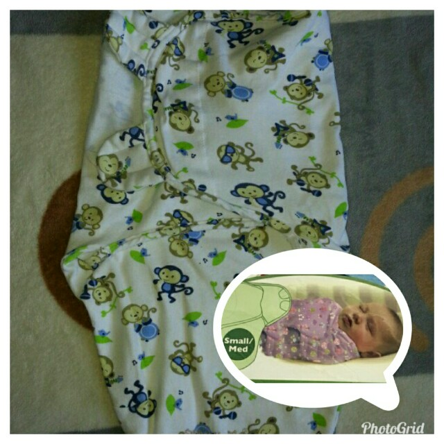 REPRICED! Swaddle Me