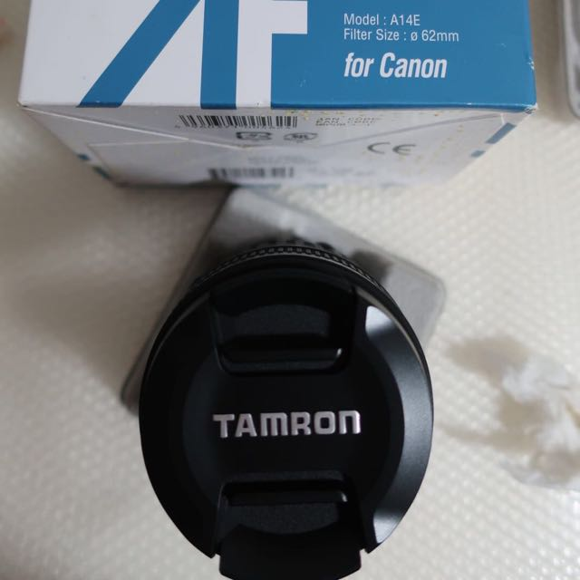 Tamron and Sunpro Lens