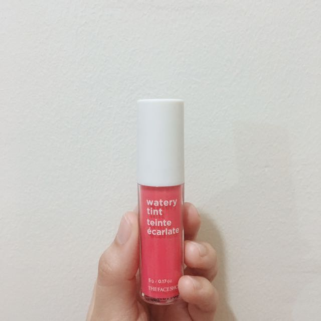 The Face Shop Pink Bella Lip and Cheek Tint