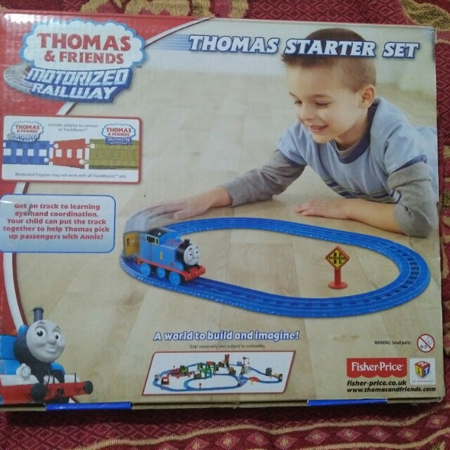 Thomas Friends Toys Games On Carousell