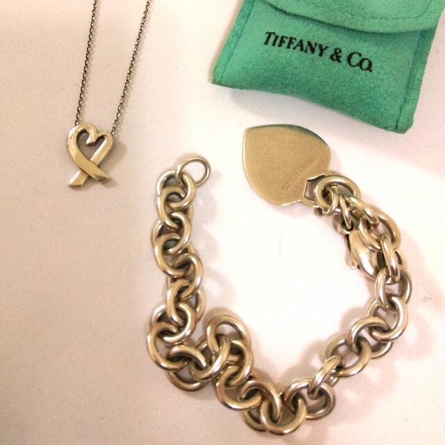 Tiffany手鍊項鍊
