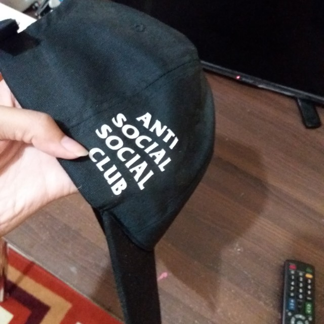 Topi anti social social club