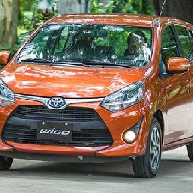 Toyota Wigo 2018 Model All In Promo Cars Cars For Sale On Carousell
