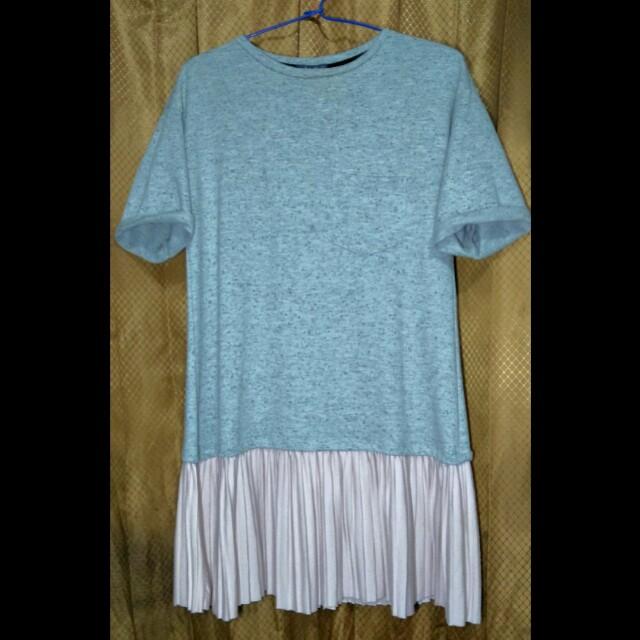 Tutu Midi Dress