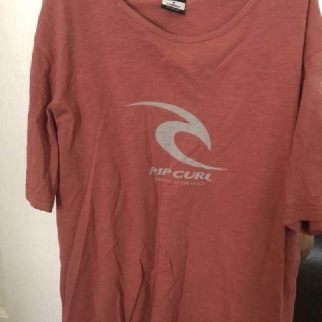 vintage quicksilver oversized tshirt