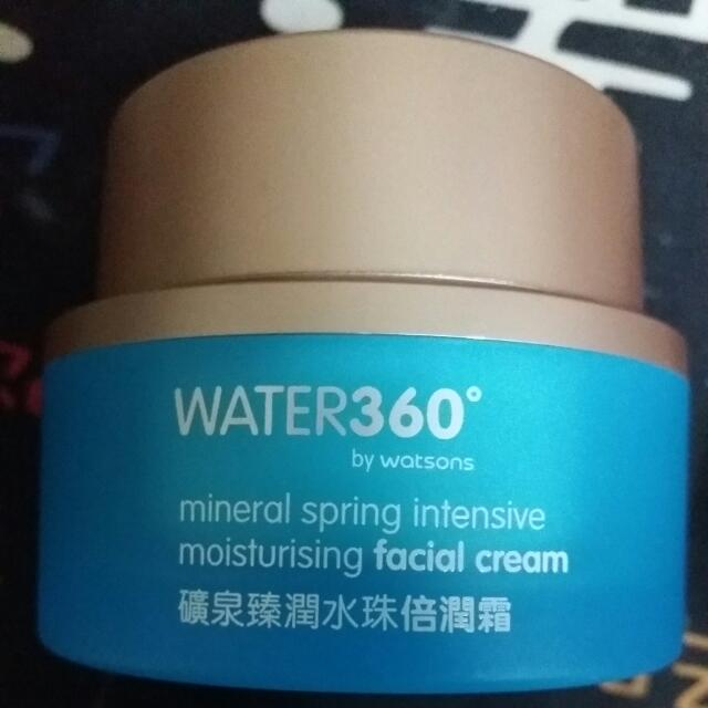 Water 360 Moisturizer