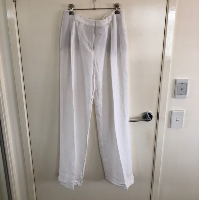 Zara high waisted pants