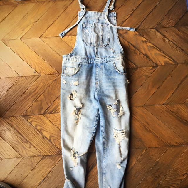 Zara TRF overall