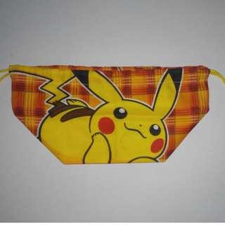 Pokemon Pikachu Lunch Bag