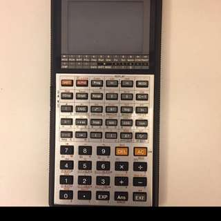 CASIO FX-7200G SCIENTIFIC CALCULATOR