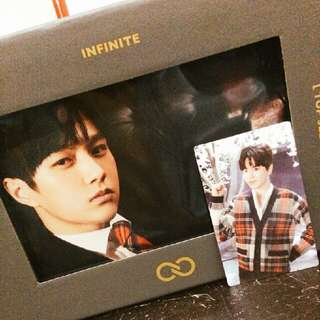 [WTT] Infinite Top Seed Photocard