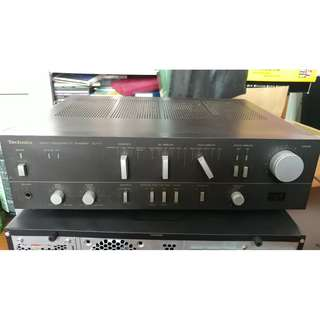Technics SU-V7 Stereo Integrated DC Amplifier 擴音機