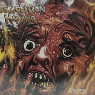 Demolition Hammer LP