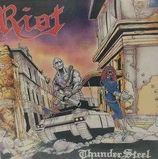 Riot Thundersteel LP