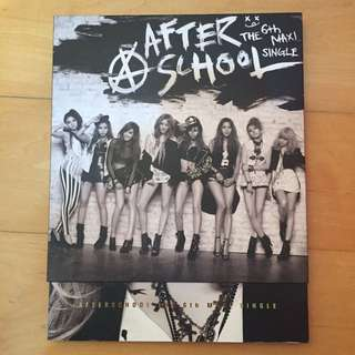 After School - First Love [6th Maxi Single]