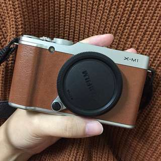 富士 fuji XM1 單機身相機 入門款 #好想找到對的人 #有超取最好買