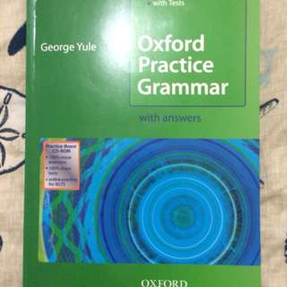 Oxford Practice Grammar with Answers ADVANCED Book
