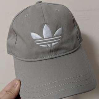 Adidas Originals Trefoil Adjustable Cap Grey