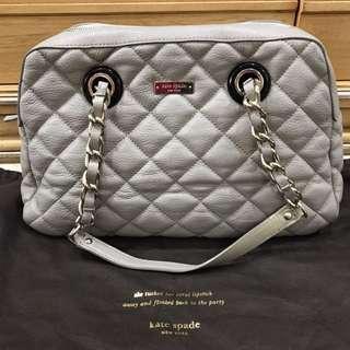 KATE SPADE Shoulder Bag Kotak Cream - Tas