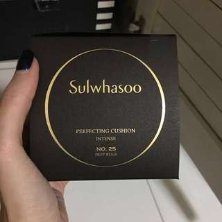 Sulwhasoo Perfecting Cushion brand new