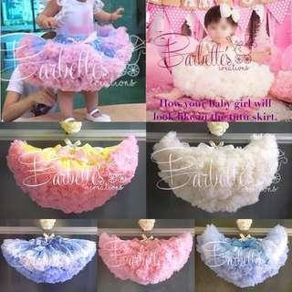 Super Fluffy, Super Extra Fluffy Tutu - Babies & Toddlers!!!