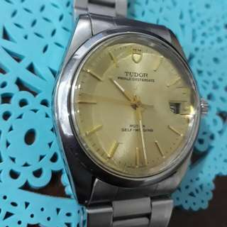 Authentic Tudor by Rolex Prince Oysterdate Men Watch