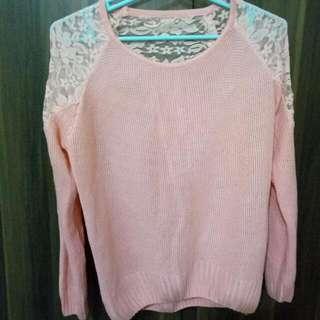 Knitted Sweat shirt