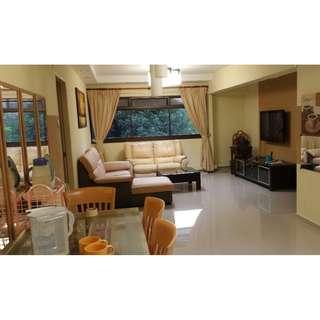 4-room premium HDB flat at Bishan for Rent