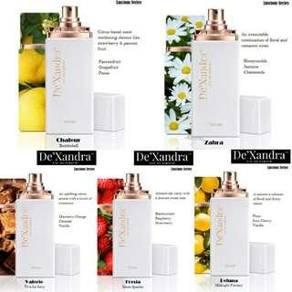 De'Xandra (Eau De Parfum) Luscious Series