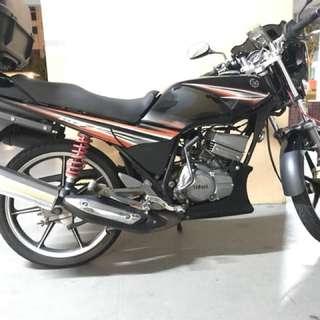 Yamaha Rxz 5pv (Catalyzer)