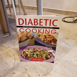 Cook Book - Diabetic Cooking