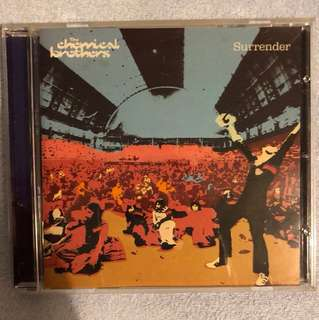 The Chemical Brothers - Surrender CD Album