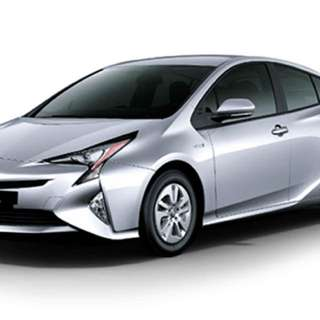 Relief driver Toyata Prius Hybrid (Uber) $60/day