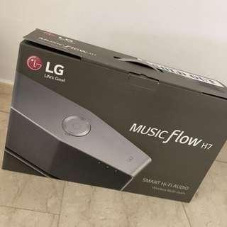 LG Music Flow H7 Smart Hi-Fi Audio
