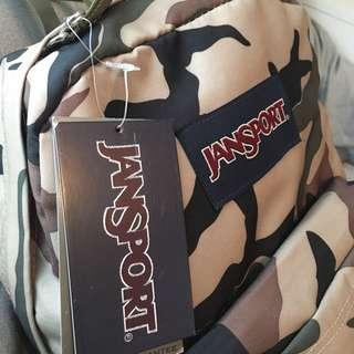 *PRICE DROP*Camo Jansport backpack