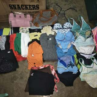 Pre-packed Assorted Clothes