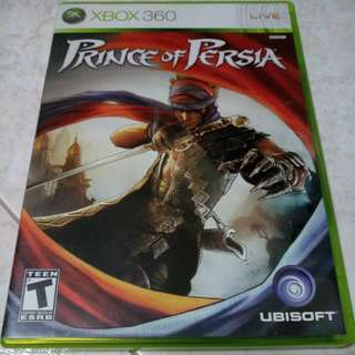Xbox 360 - Prince Of Persia