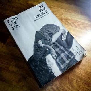 Rats Saw God Book Novel