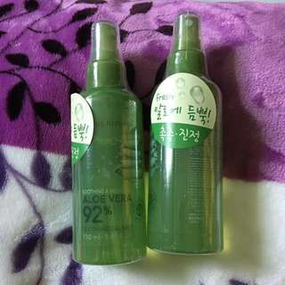 Authentic Nature Republic Aloe Vera Gel Mist