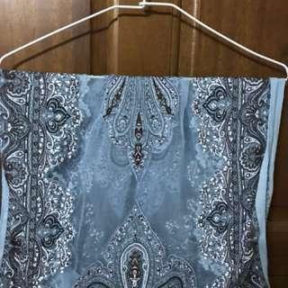 圍巾 絲巾