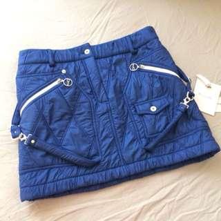 Christian Dior skirt 棉夾短裙 authentic