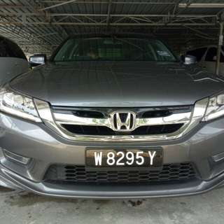 2014 Honda Accord 2.4